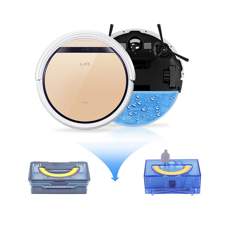 ILIFE V5s Pro Robot Vacuum Cleaner 2