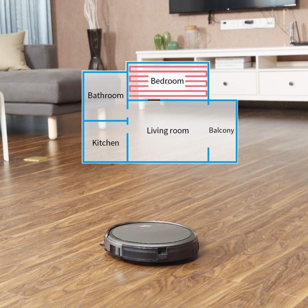 ILIFE A4s Robot Vacuum Cleaner 4