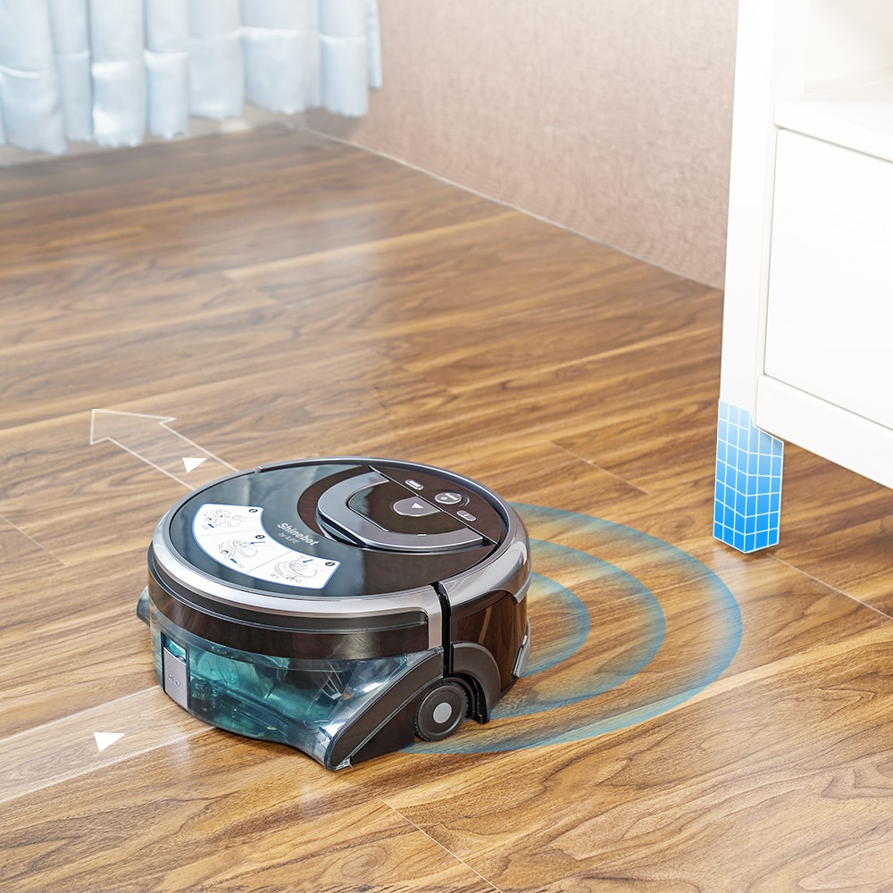 ILIFE W400 Floor Washing Robot Vacuum Cleaner 4