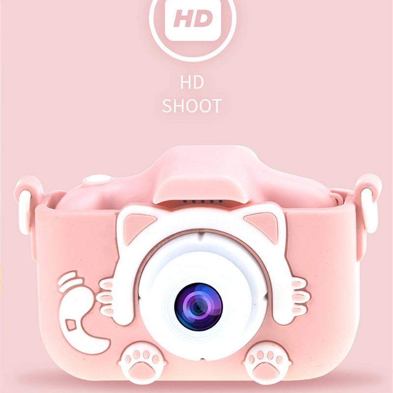 X5S Children's Mini Camera Rechargeable Cute Kid's Toy For Birthday Gift 2