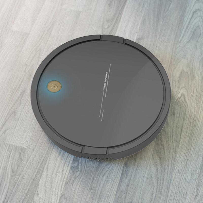 Alloet DA628 Intelligent Robot Vacuum Cleaner USB Charging 5