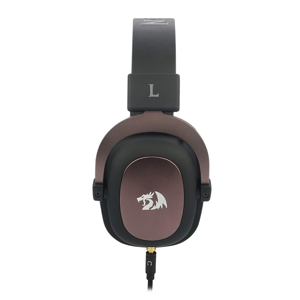 Redragon H510 Zeus Wired Gaming Headphones With Detachable Microphone For PC, PS4, Xbox One, Switch 2