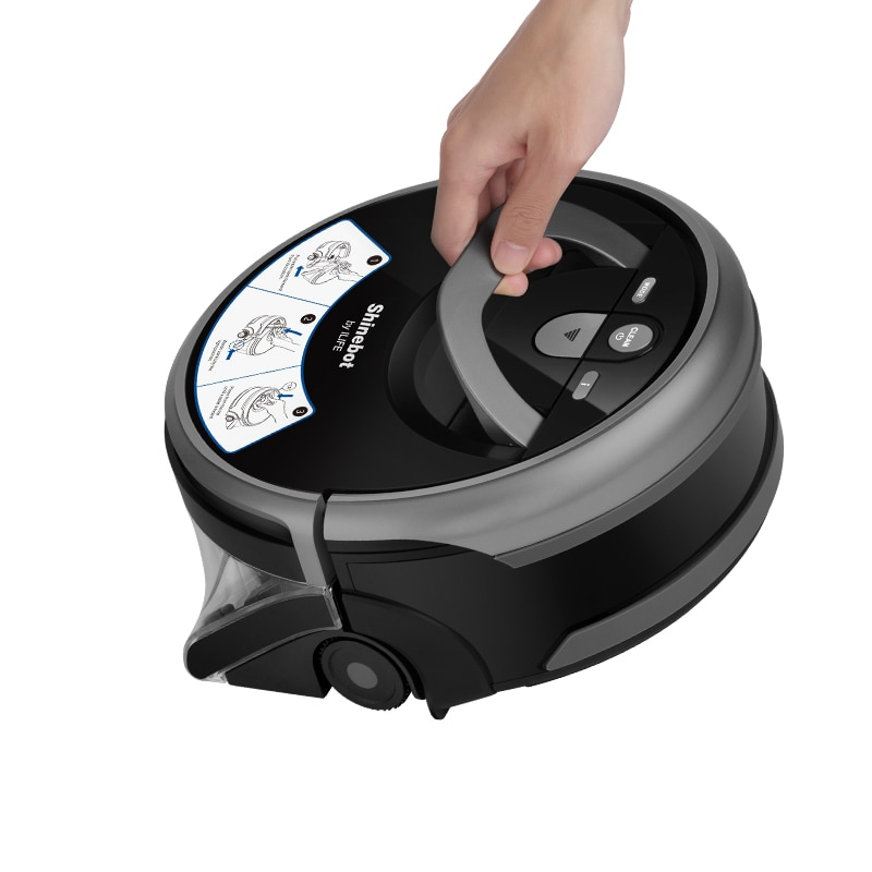 ILIFE W400 Floor Washing Robot Vacuum Cleaner 3