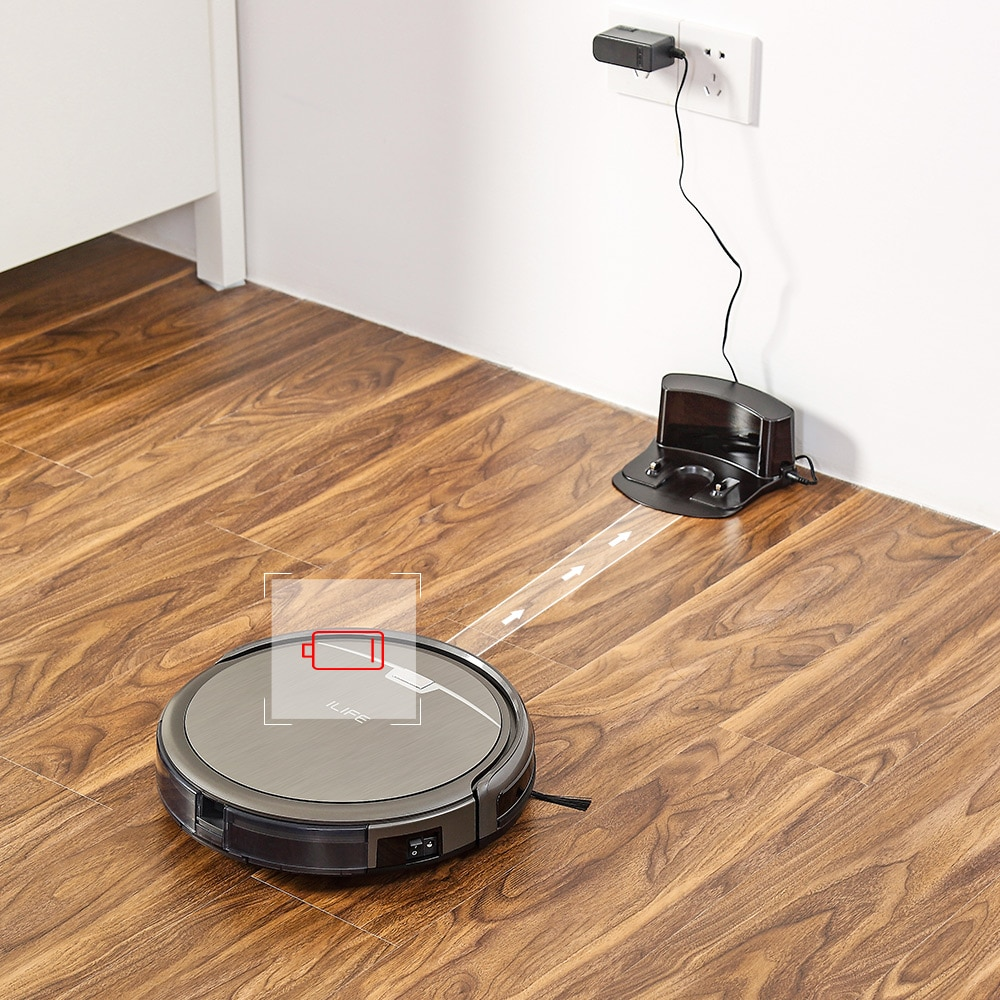ILIFE A4s Robot Vacuum Cleaner 5