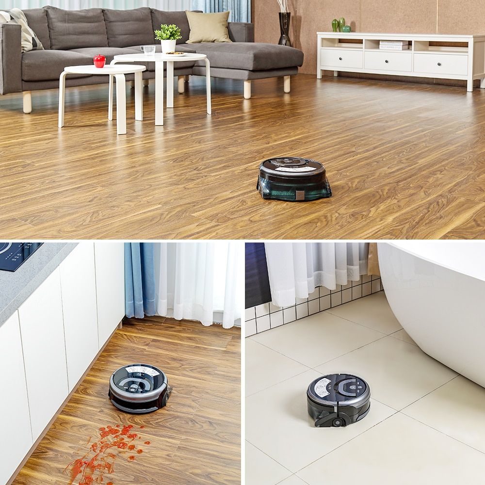 ILIFE W400 Floor Washing Robot Vacuum Cleaner 5