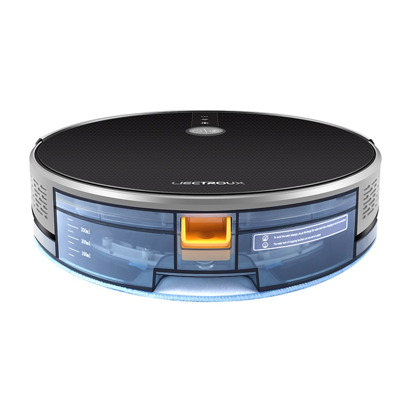 Liectroux C30B Smart Robot Vacuum Cleaner 4