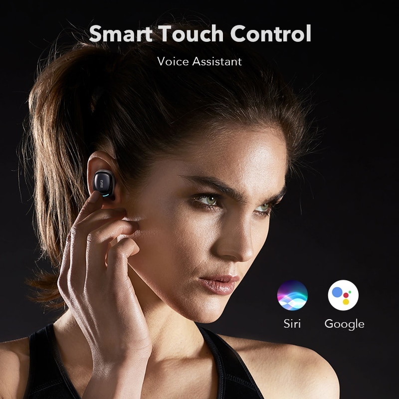 Mifa X8 TWS Earbuds Wireless Bluetooth Headphones Touch Control With Charging Box 6