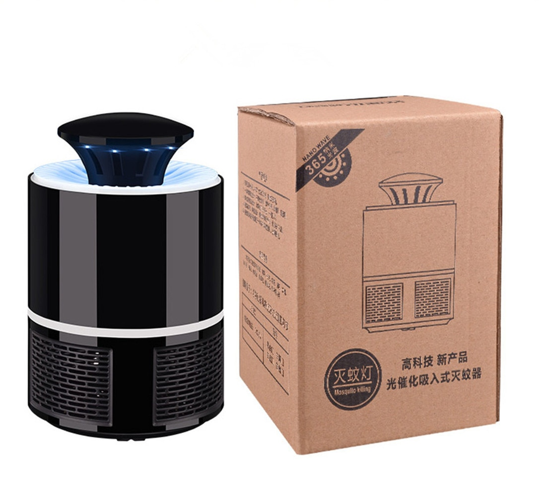 USB Powered Led Electric Mosquito Killer Lamp – Quiet + Non-Toxic 6