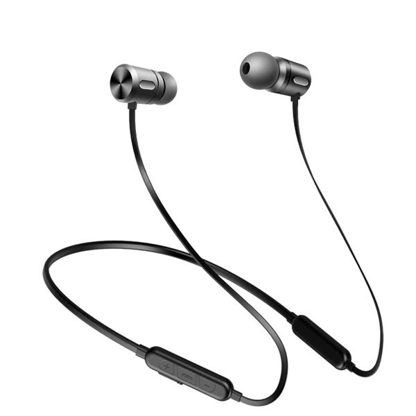 C10 Bluetooth Wireless Earphones with Mic Stereo Sport HiFI Bass Hands-free